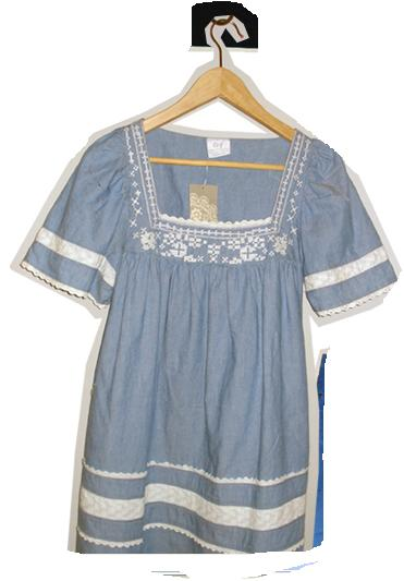 vestidocris